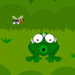 Hungry Froggy